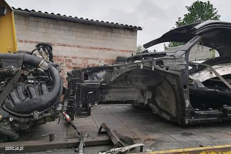 Samochody rozbierane na części