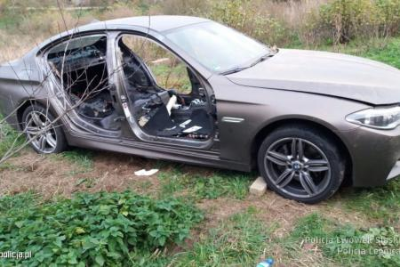 Skradzione BMW