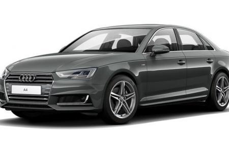 Odzyskanie Audi A4