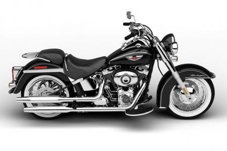 Kradzież Harley-Davidsona