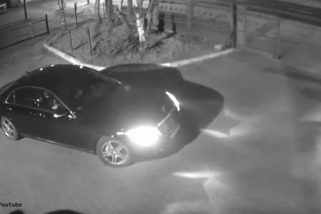 Kradzież Mercedesa