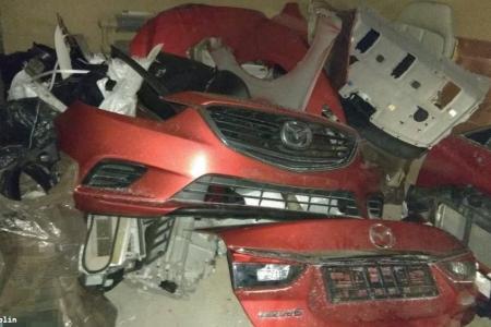 Odnaleziony samochód