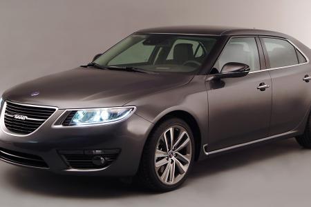 Saab odzyskany dzięki LoJack