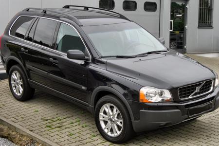System radiowy LoJack odzyskuje skradzione Volvo