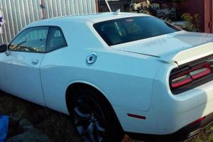 Dodge odzyskany przez policję