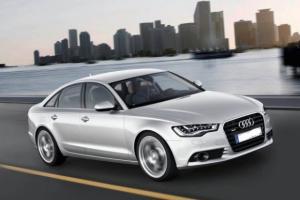 Odzyskanie Audi A6