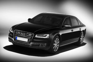 LoJack odzyskał skradzione Audi A8