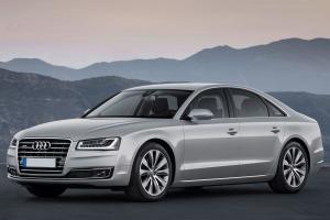 Odnalezione Audi
