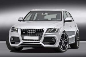 Audi Q5 zostało odzyskane dzięki LoJack