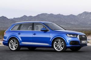 Lojack odzyskał skradzione Audi Q7