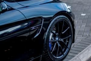 odnalezienie BMW M4 lojack