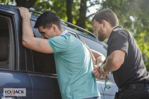 Aresztowanie sprawcy