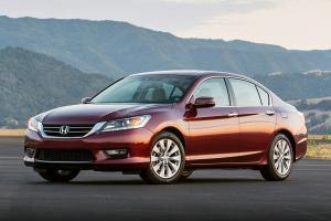 Honda Accord odzyskana dzięki LoJack