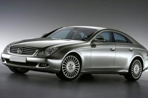 Mercedes odzyskany dzięki LoJack