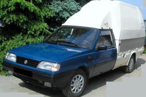 Odzyskany Polonez Truck