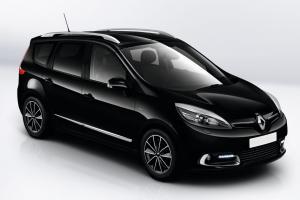 LoJack odzyskał Renault Scenic