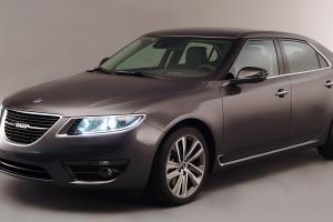 Saab odzyskany po kradzieży